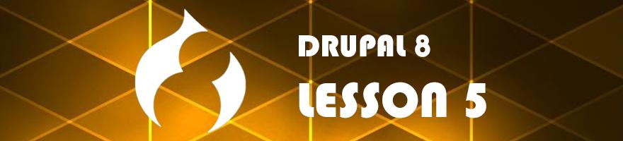 Drupal 8. Урок 5. Изучаем сервисы