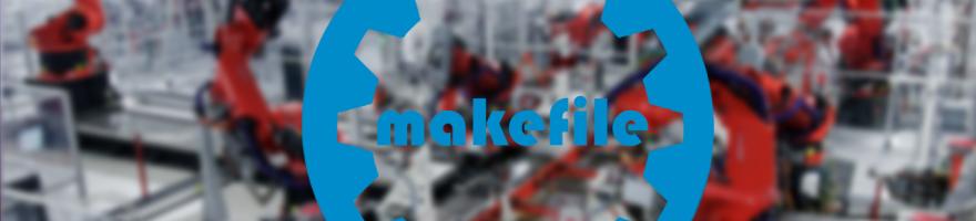 Создаем свой make файл