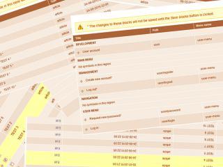 Создаем разные виды Drupal HTML таблиц (часть 2)